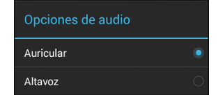 Ajustes bluetooth en android